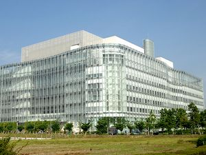 Fuji Television wangan studio