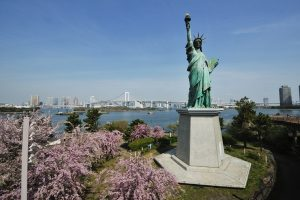 The 2nd Tokyo Bay Scenic Walking Competition <Odaiba Marine Park>