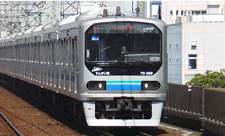 新宿から恵比寿 電車