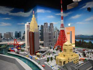 ★レゴ®ミニフィギュア40周年を祝おう!<レゴランドディスカバリーセンター東京>