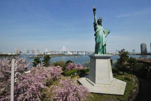 第2回  東京湾絶景ウォーキング大会 <お台場海浜公園>