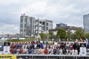 モータースポーツジャパン2019 フェスティバル イン お台場 4/6(土)~7(日) <お台場特設会場>