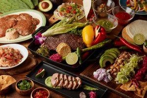 GARDEN DINING 墨西哥美食节 2019<东京台场日航大酒店>